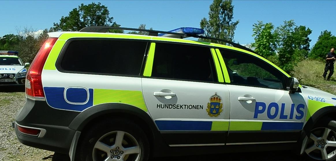 Hundsektionen, polisen, Norra Kärr, NorraKärr